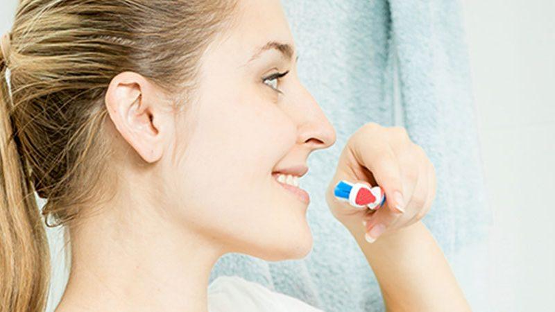 Higiene bucal na gravidez