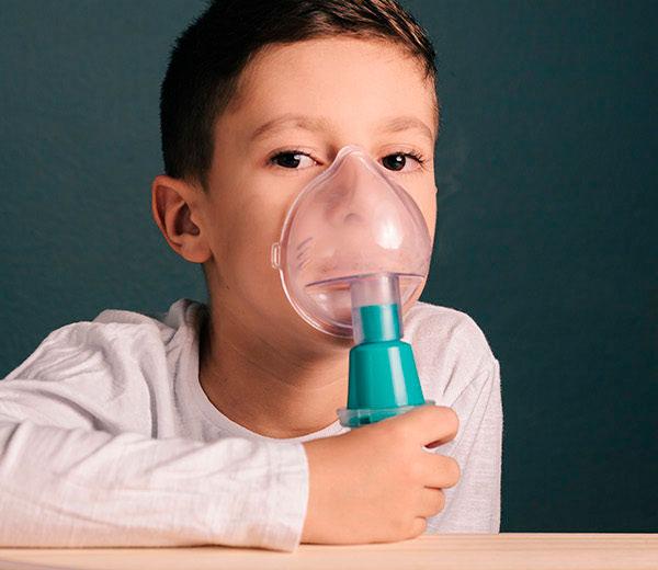 Asma na infância: saiba mais